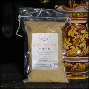Cuscus Semolone di grano duro 0,5 kg